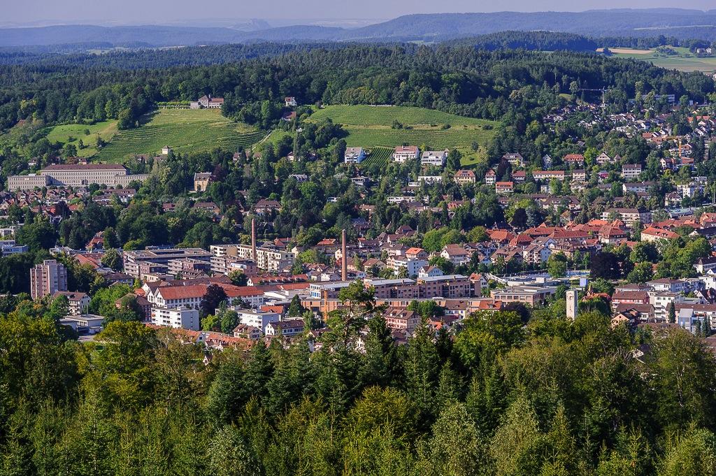 Keine andere Gemeinde im Kanton Zürich hat eine so grosse Fläche von Schutzwald höchster Priorität wie Winterthur